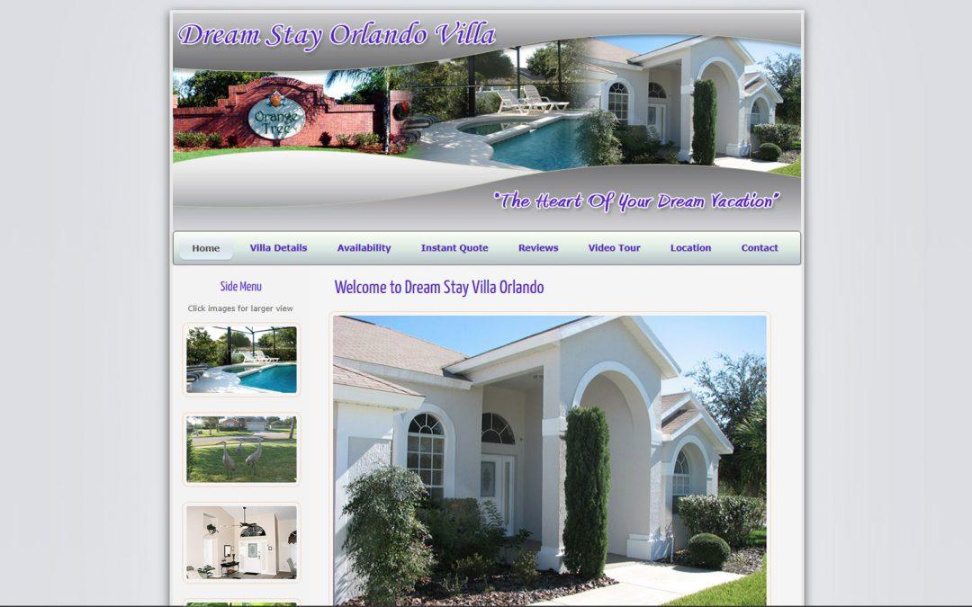 Dreamstay Orlando Villa