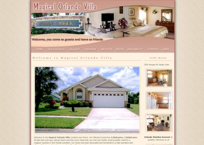 Magical Orlando Villa