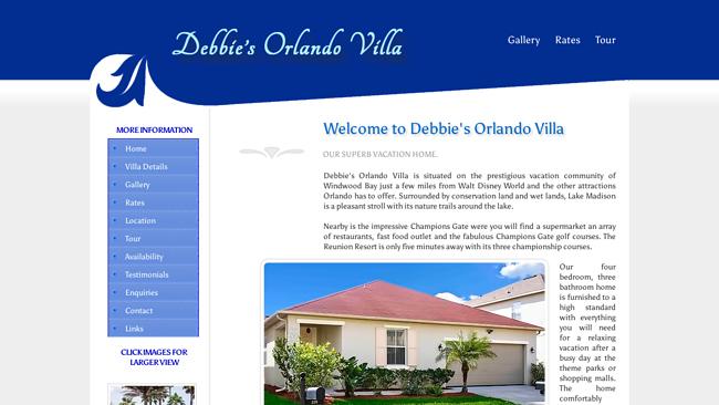 Debbie's Orlando Villa